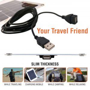 Solar Mobile Charging