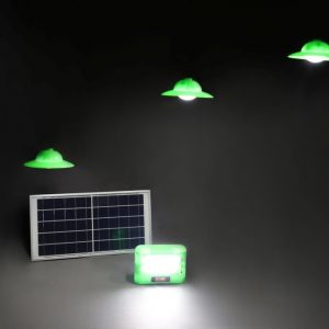 Solar Home Lighting System (HLS Basic)