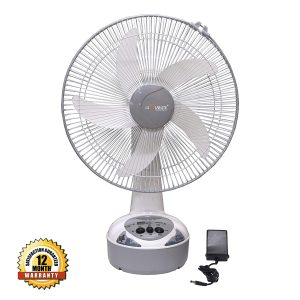 Bena Solar Table Fan 16 inch