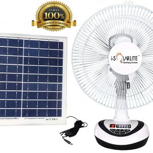 Bena Solar Table Fan 12 inch