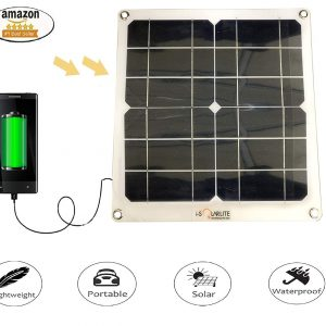 Solar Mobile Charging